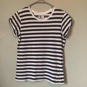 Divided H&M Striped Top